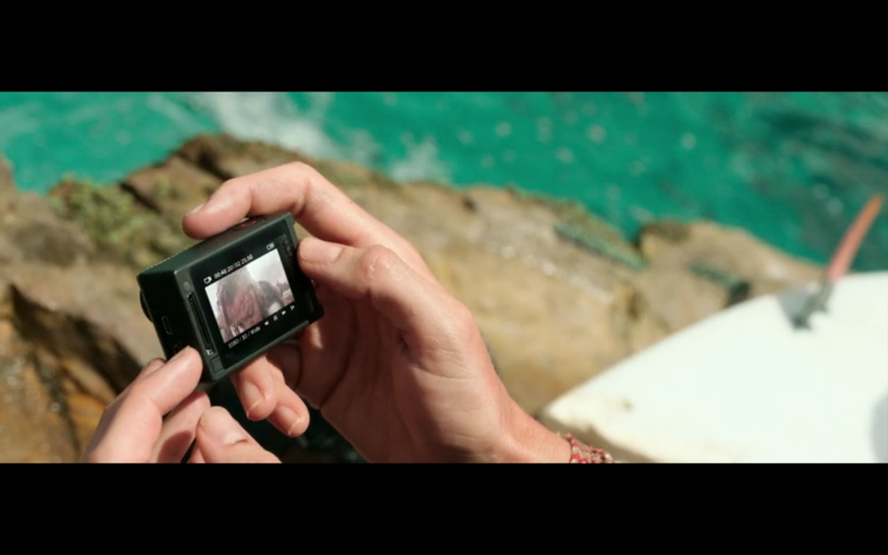 GoPro Camera - The Shallows (2016) Movie Product Placement