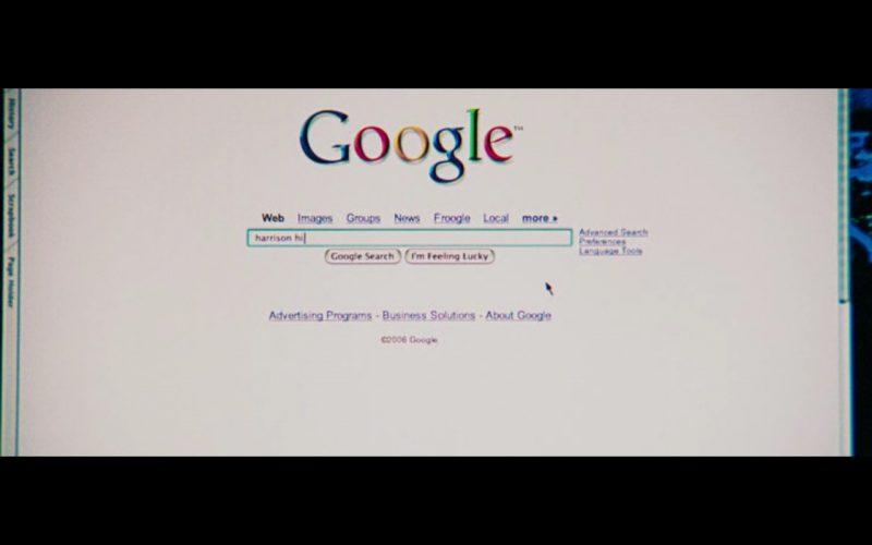 Google – Perfect Stranger (1)