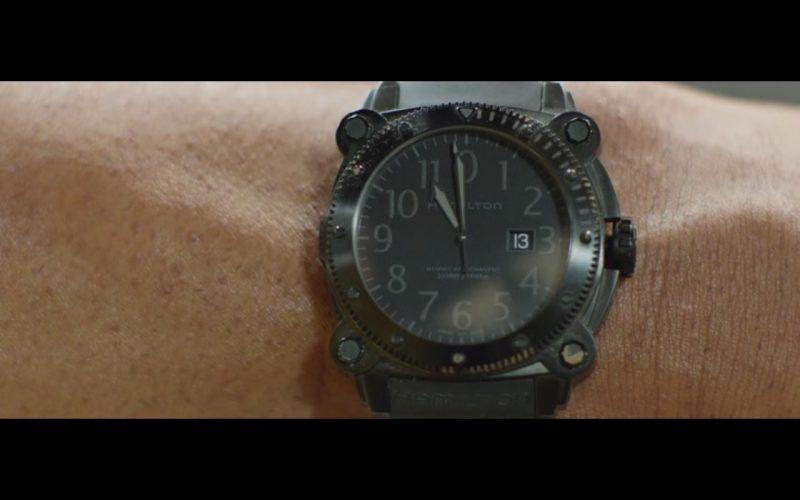 Hamilton Watch – Central Intelligence (2016)