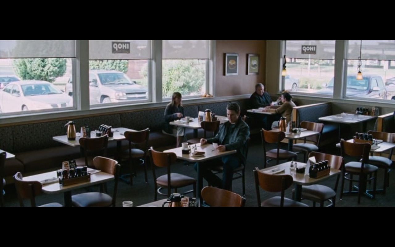 IHOP – Jack Reacher: Never Go Back (2016) Movie Product Placement