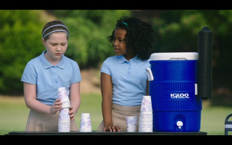 Igloo Water Cooler – Mother's Day (1)