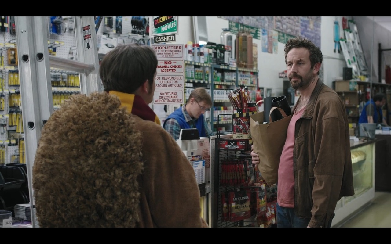 Jack Link's Beef Jerky – Mascots (2016) Movie Product Placement