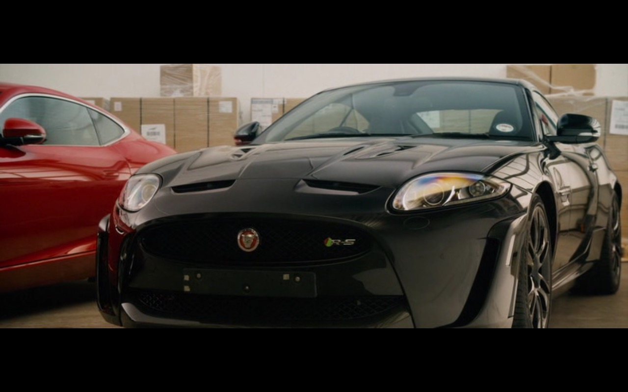 Jaguar Cars – Collide (2016) Movie Scenes
