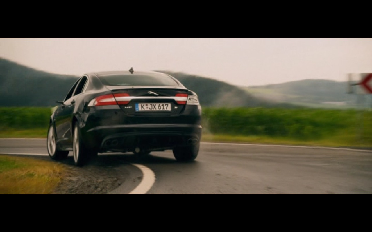 Jaguar Cars – Collide (2016) Movie  Product Placement Review