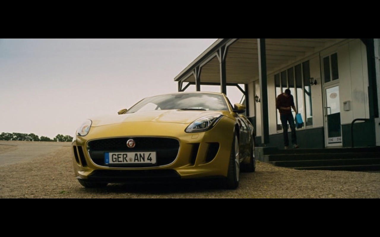 Jaguar Cars – Collide (2016) Movie Product Placement