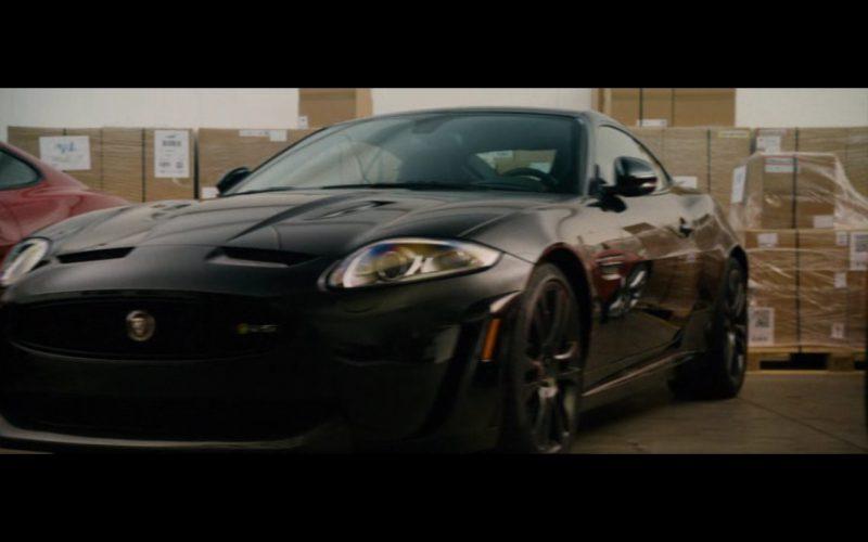Jaguar XKR-S – Collide (1)