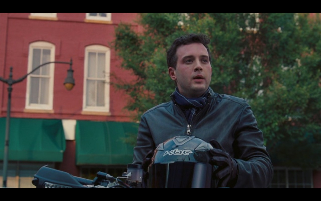 KBC Helmet – American Reunion (2012) Movie Product Placement