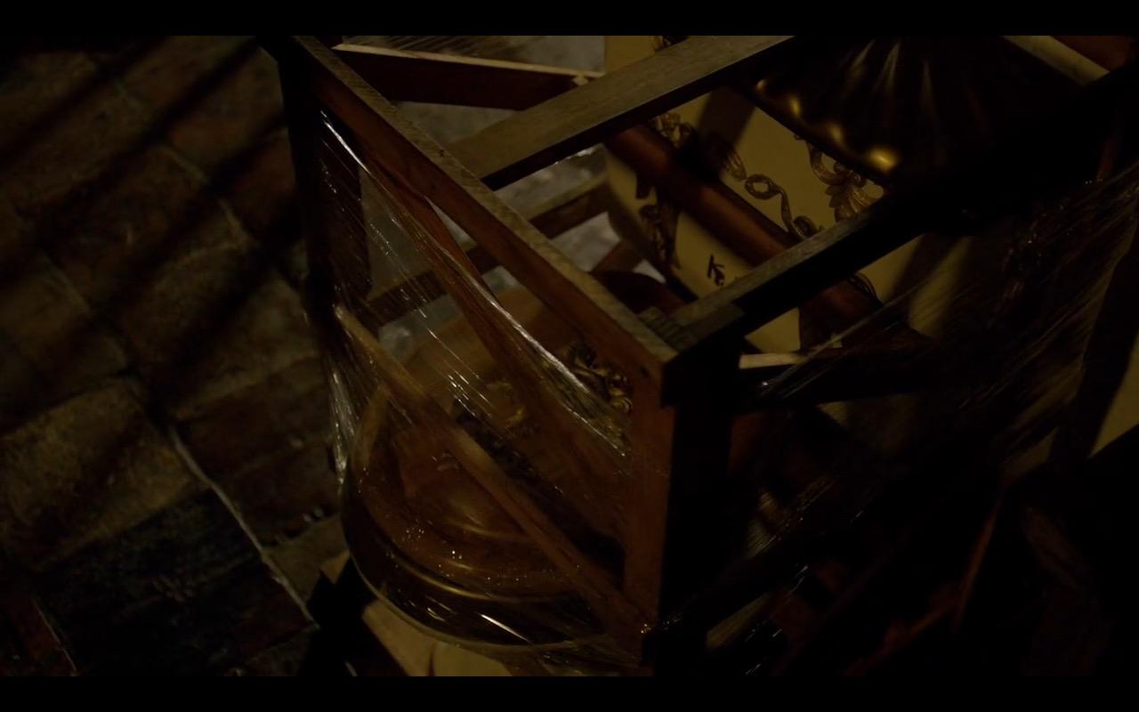 KOHLER Toilet - Narcos TV Show Product Placement