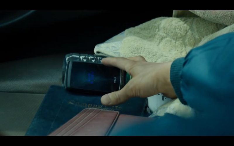 LG Cyon Phone - Train To Busan (2016) Movie Product Placement