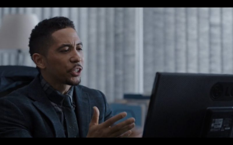 LG Monitors – Dirk Gently's Holistic Detective Agency TV Show Product Placement