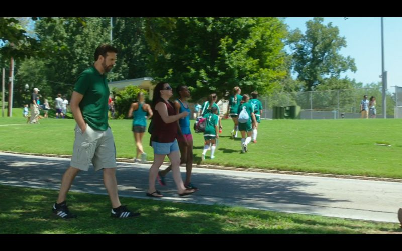 Lacoste Green Polo Shirt And Adidas Sneakers – Mother's Day (1)