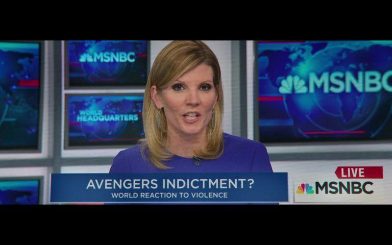 MSNBC – Captain America Civil War (1)