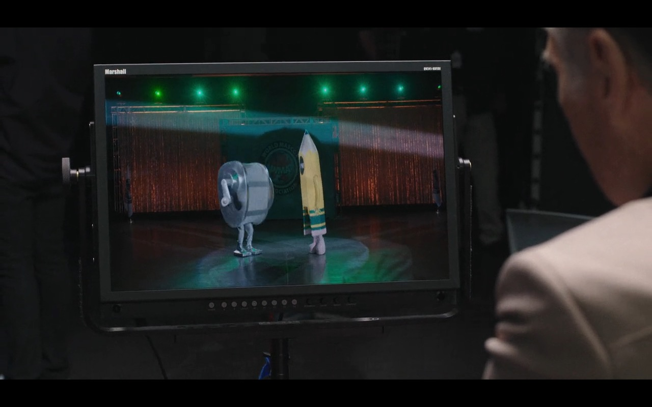 Marshall – Mascots (2016) Movie Product Placement