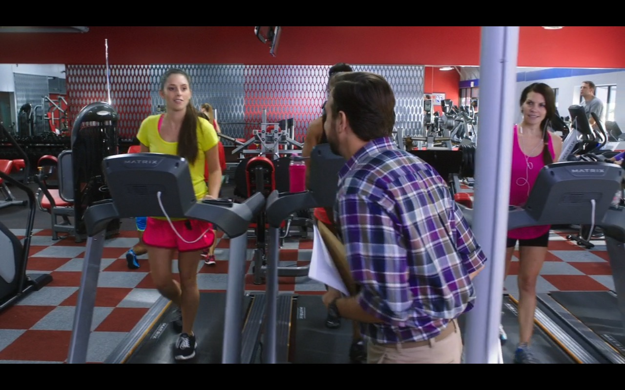 Matrix Fitness – Mother's Day (2016) Movie Product Placement