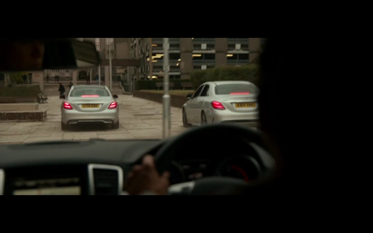 Mercedes-Benz C-Class – Criminal (2016) Movie Product Placement