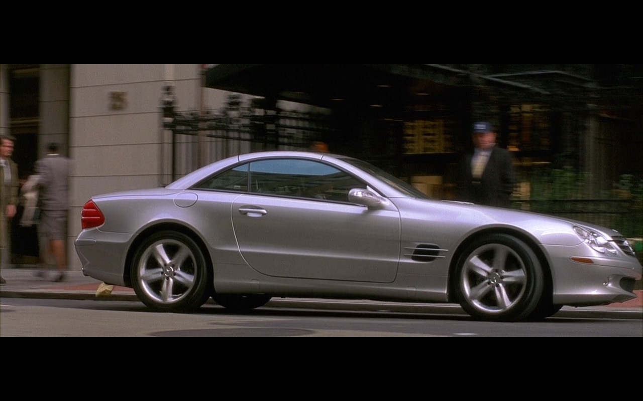 Mercedes Benz Sl Class Sl500 Convertible Two For The Money 2005 Movie