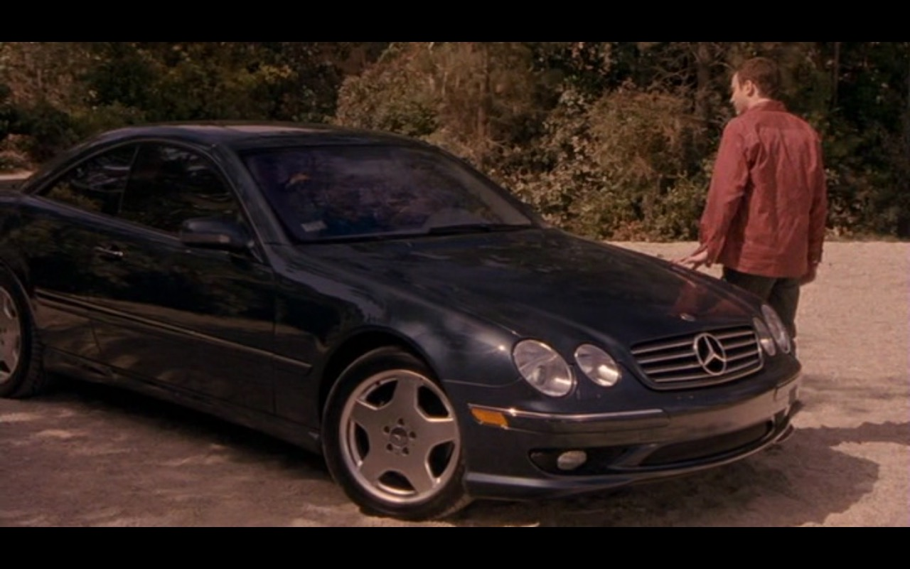 mercedes benz cl55 amg american pie 2 2001 movie scenes. Black Bedroom Furniture Sets. Home Design Ideas