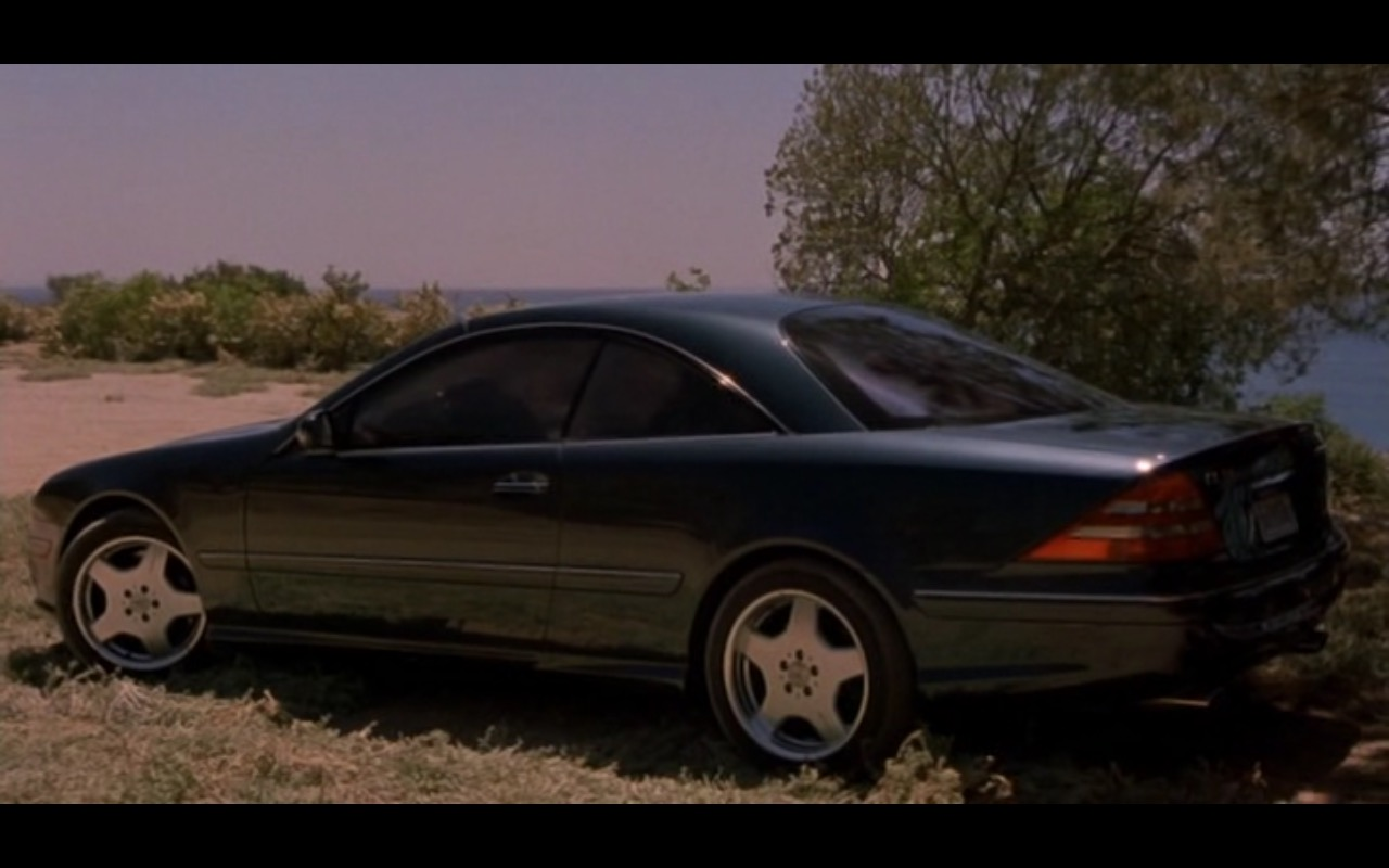 Mercedes-benz CL55 AMG – American Pie 2 (2001) Movie  Product Placement Review