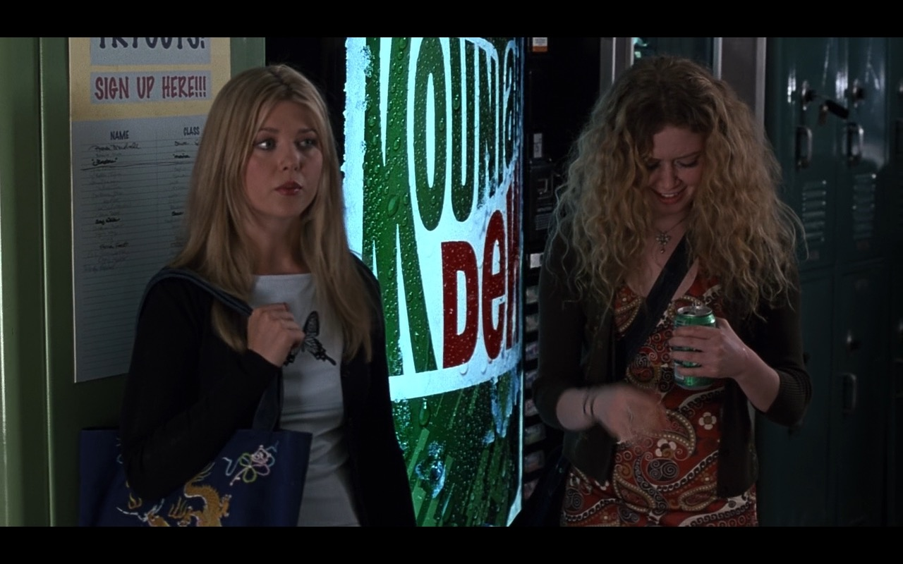 Mountain Dew – American Pie (1999) Movie Product Placement