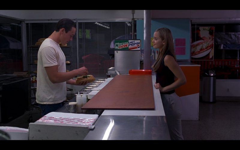 Mountain Dew And Diet Pepsi – American Pie (1999)