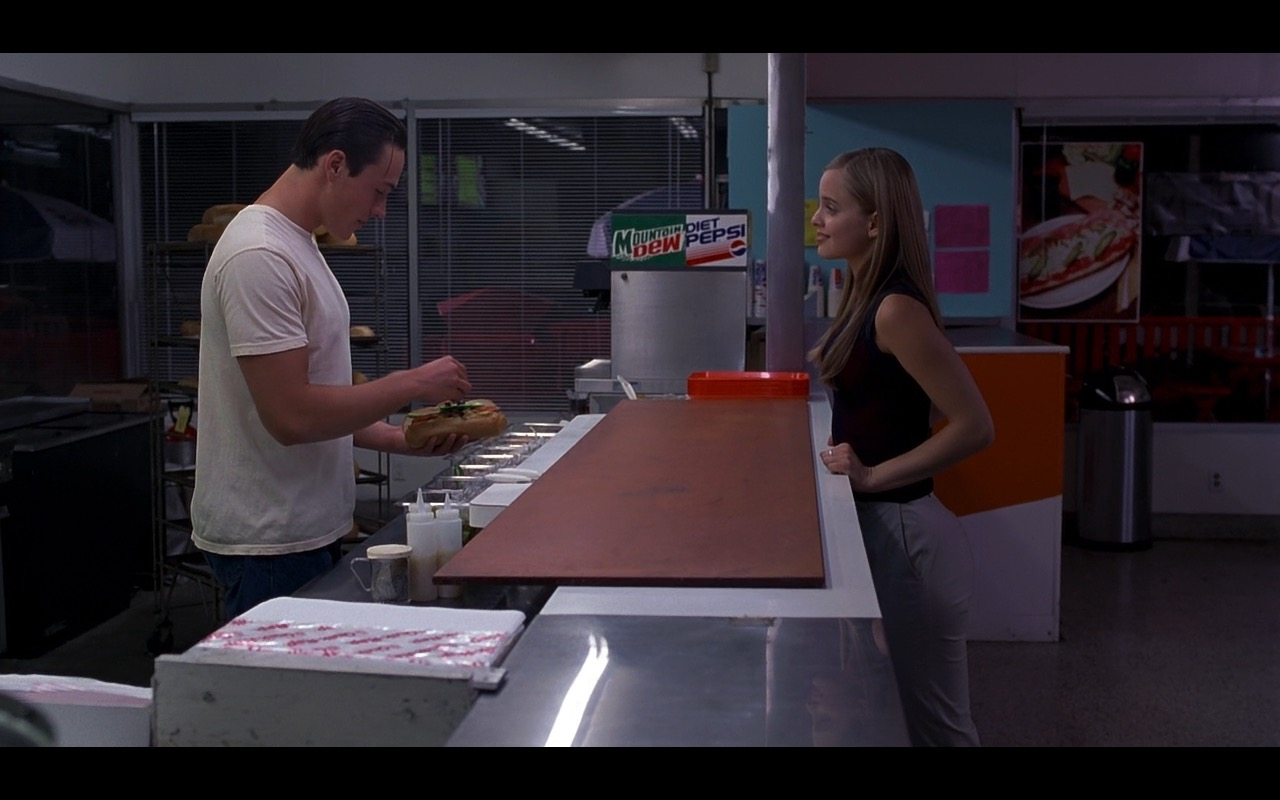 Mountain Dew And Diet Pepsi – American Pie (1999) Movie Product Placement