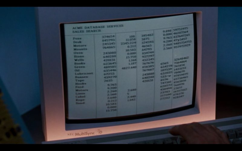 Nec Monitor – Ace Ventura Pet Detective (1)