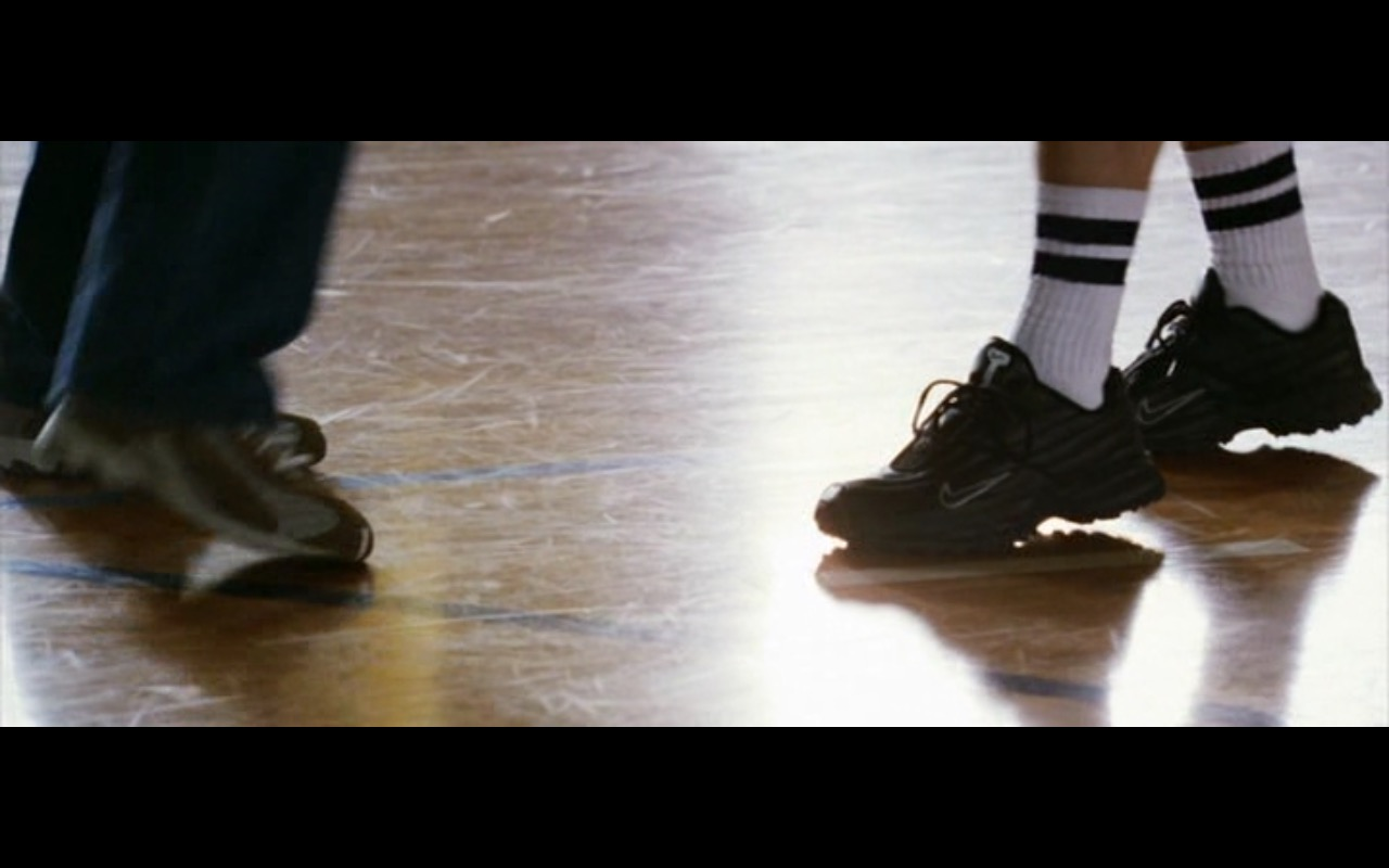 Nike Black Sneakers - American Wedding (2003) Movie Product Placement