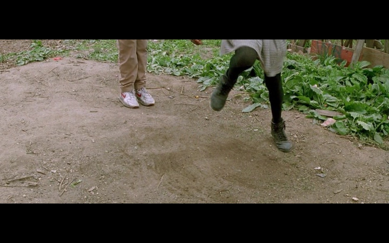 Nike Sneakers – The Hard Way (1991) - Movie Product Placement