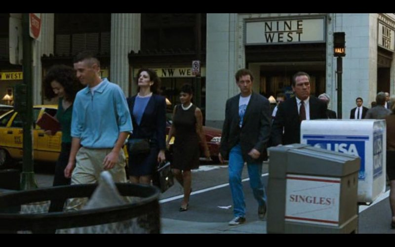 Nine West – U.S. Marshals (1998)