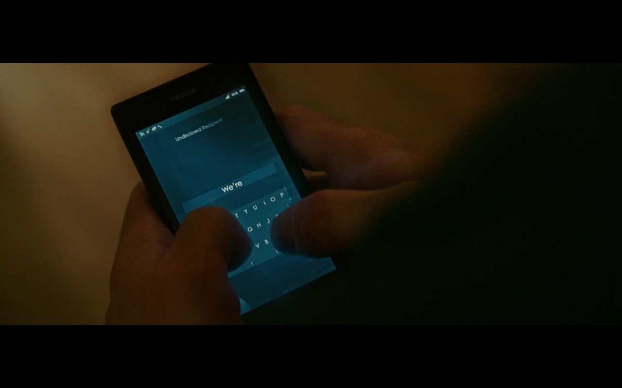 Nokia Lumia Smartphone - The Purge: Election Year (2016) Movie Product Placement