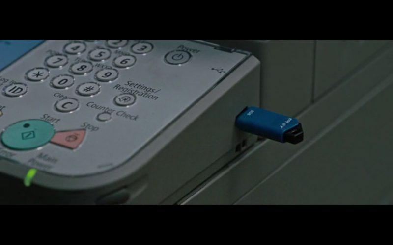 PNY USB Flash Drive – Jack Reacher Never Go Back