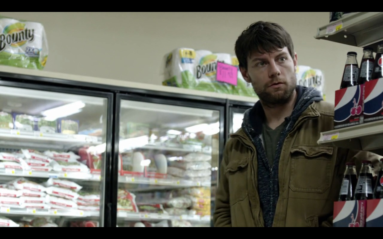 Pepsi And Bounty - Outcast TV Show Product Placement