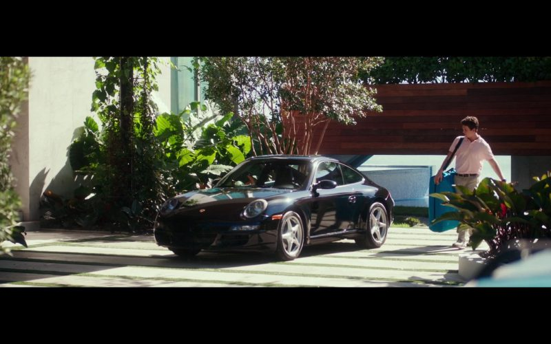 Porsche 911 Carrera - War Dogs (2016) Movie Product Placement