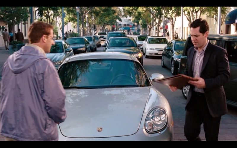 Porsche Boxster – Dinner for Schmucks (1)