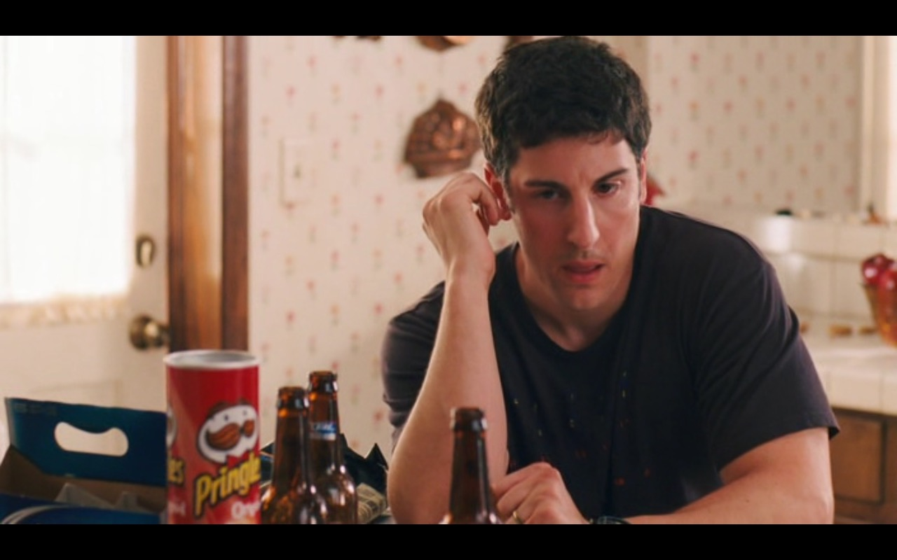 Pringles Chips – American Reunion (2012) Movie Product Placement