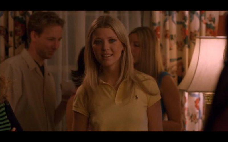 Ralph Lauren Women's Yellow Polo Shirt (1)