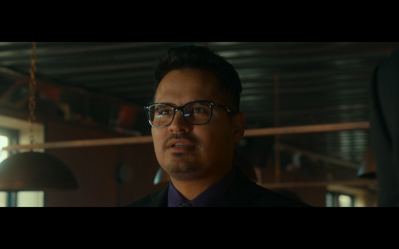 Ray-Ban Eyeglasses For Men – War on Everyone (2016) Movie Product Placement