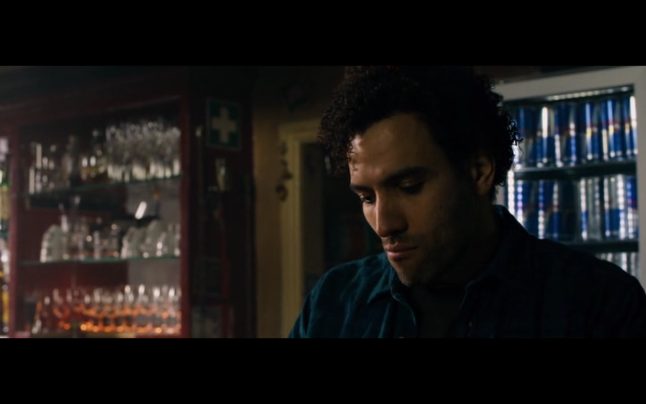 Red Bull – Collide (2016) Movie Product Placement