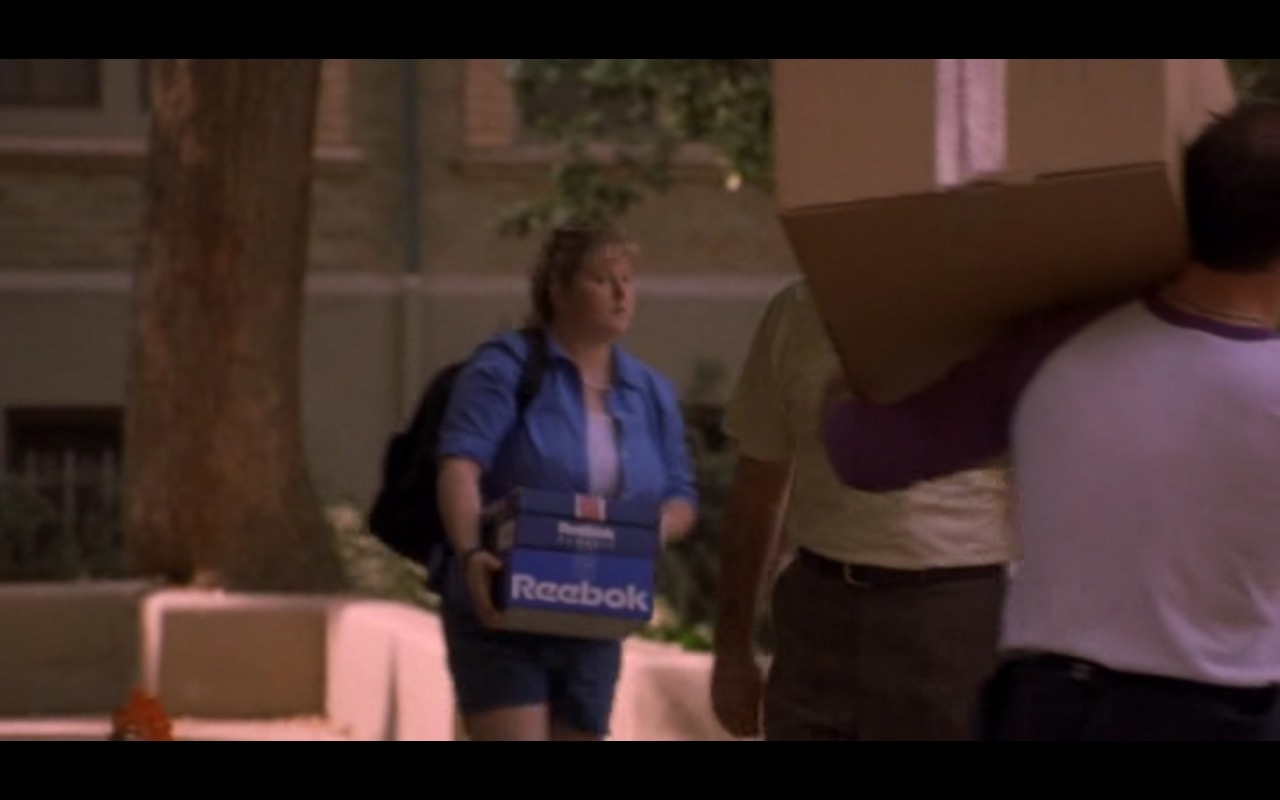 Reebok – American Pie 2 (2001) Movie Product Placement