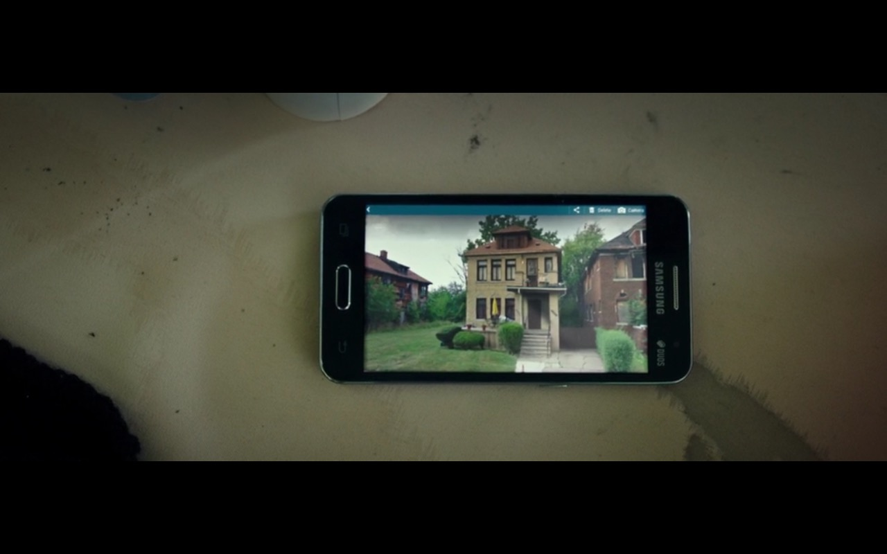 Samsung Galaxy - Don't Breathe (2016) Movie Product Placement