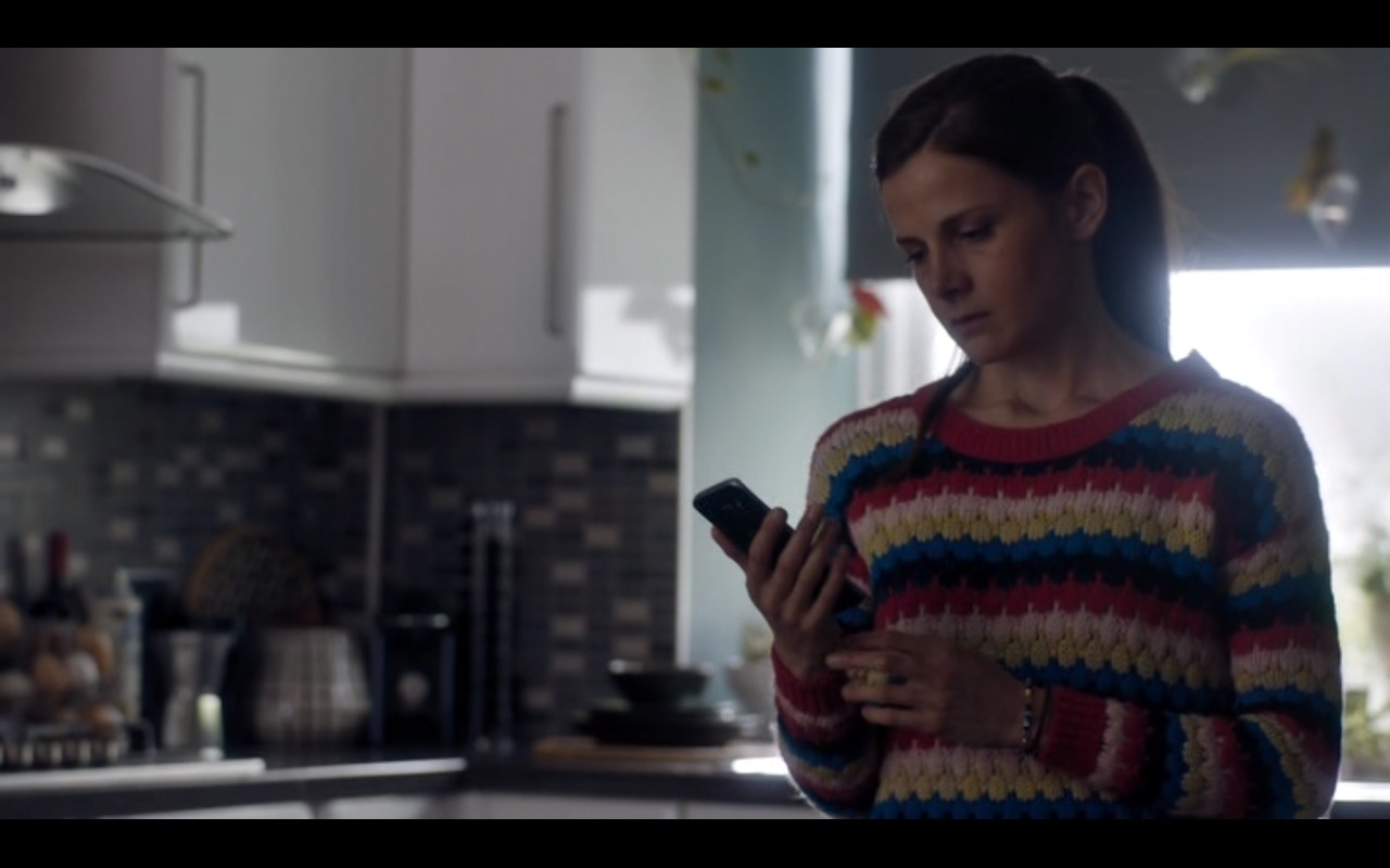 Samsung Galaxy EDGE - Sherlock TV Show Product Placement