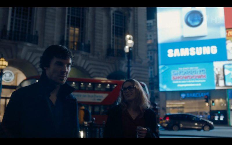 Samsung Outdoor Advertising – Sherlock
