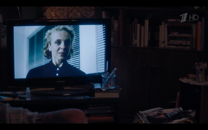 Samsung TV - Sherlock TV Show Product Placement