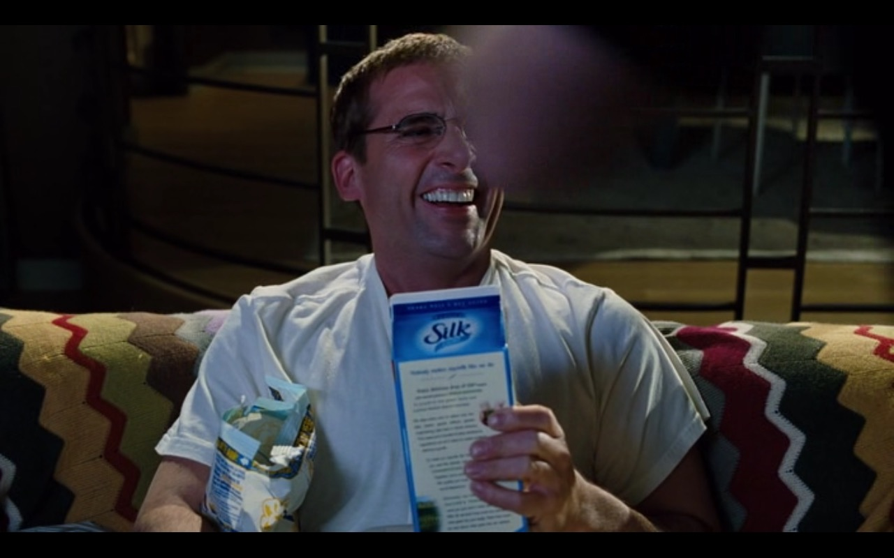 Silk Milk – Dinner for Schmucks (2010) - Movie Product Placement