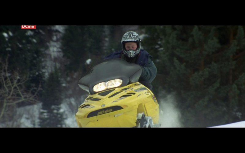 Ski-Doo Snowmobile (2)