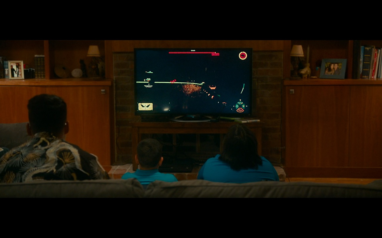 Sony PlayStation 4 – War on Everyone (2016) Movie Product Placement