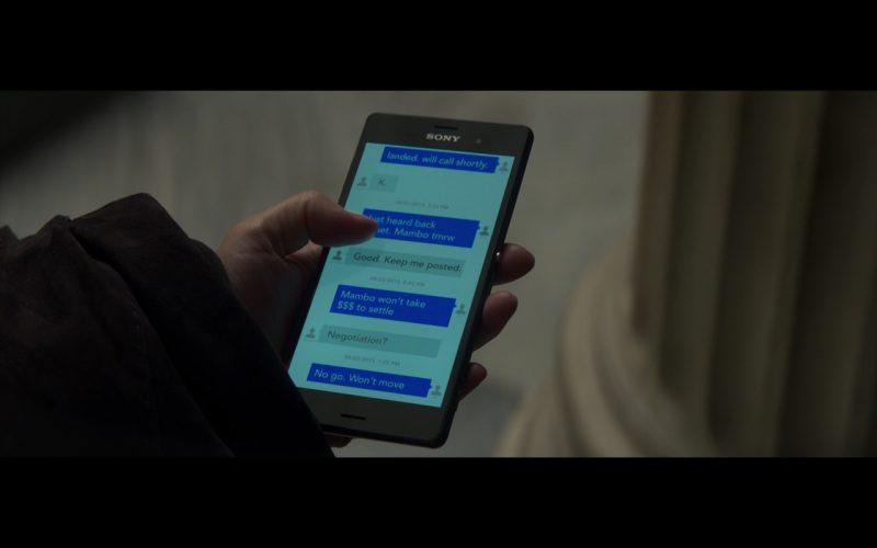 Sony XPERIA Smartphones – Money Monster (1)