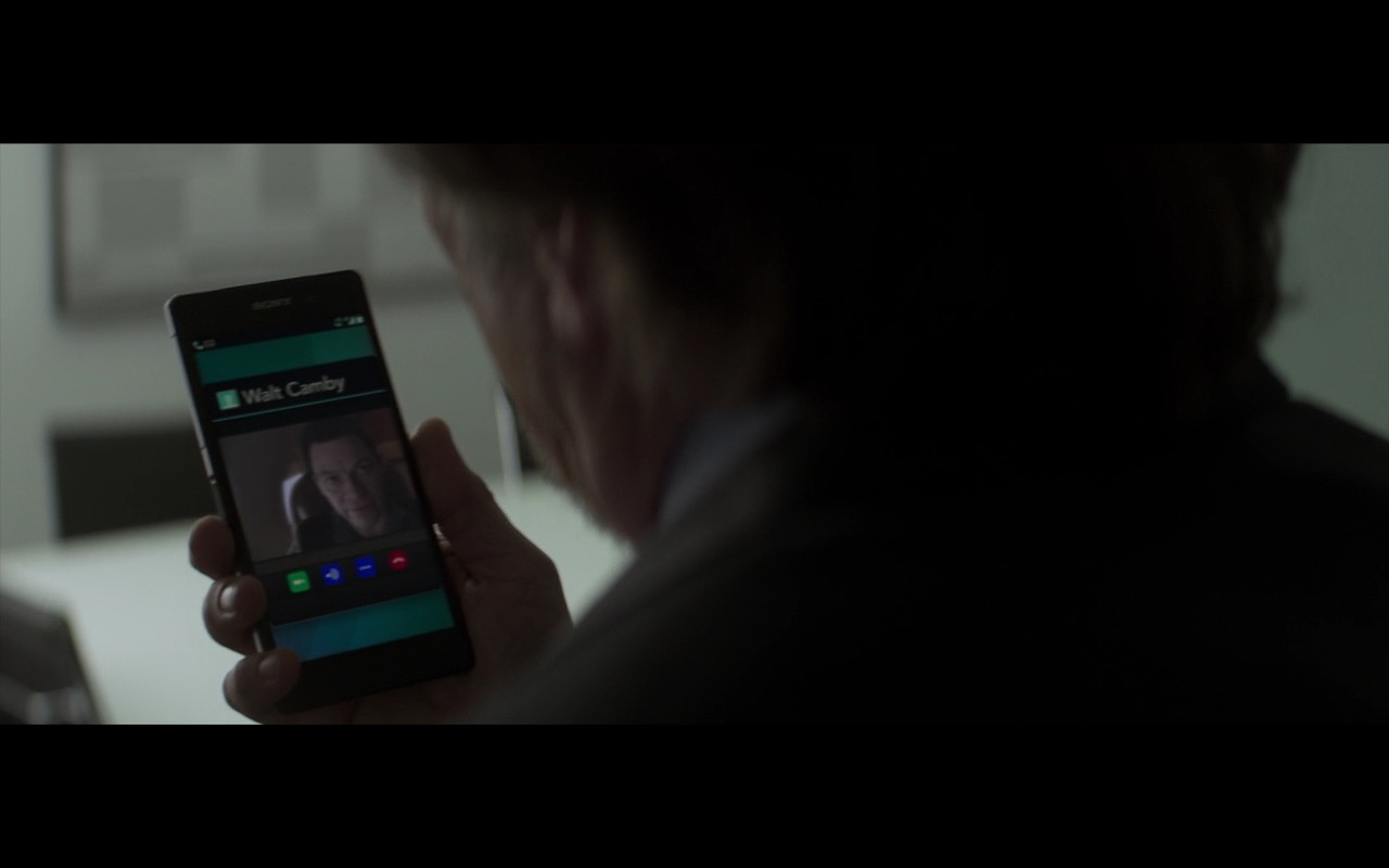 Sony XPERIA Smartphones – Money Monster (2016) - Movie Product Placement