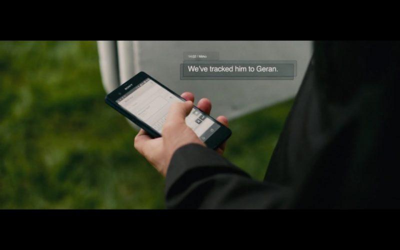 Sony Xperia Smartphone – Collide (2016)