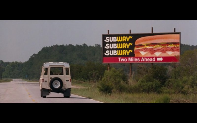Subway – Ace Ventura When Nature Calls (1995)